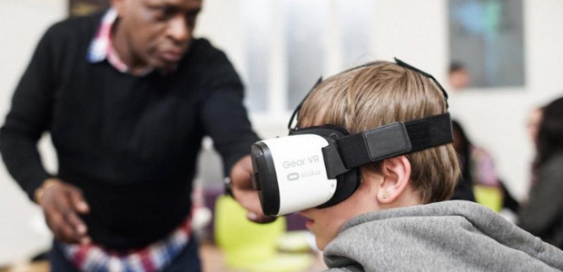 Crowdfunder launched for Coldharbour VR Project Tour of Lambeth Schools