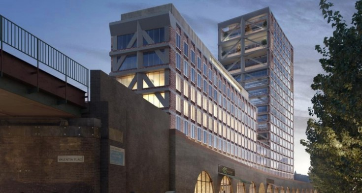 Petition launched to stop Hondo Enterprises building a 20-storey tower in the central Brixton heritage area