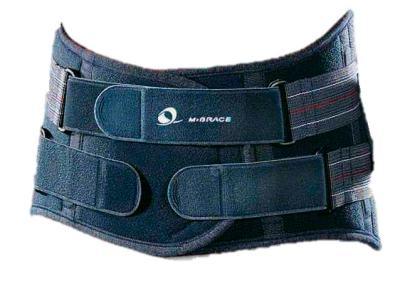 Faja 582 de soporte lumbar semirrígida Mbrace