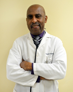 Dr. Charles Haden