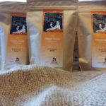 Barista Company koffiebonen etiket