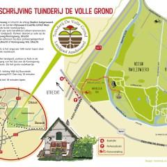Routekaart De Volle Grond