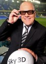 Sky Sports' Andy Gray is 3D Ready