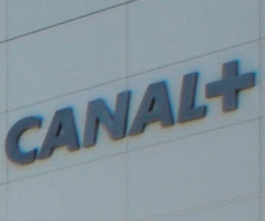 Canal+ wall