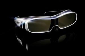 Panasonic 3D Active Shutter Lens Eyewear