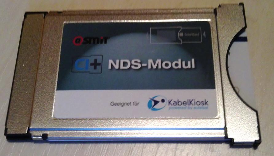 Eutelsat KabelKiosk launches CI+ module