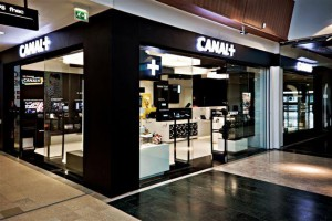 Canal+ Shop France