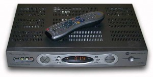Motorola HD DVR