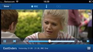 Swisscom TV Everywhere