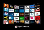 Samsung opens Opera TV Store