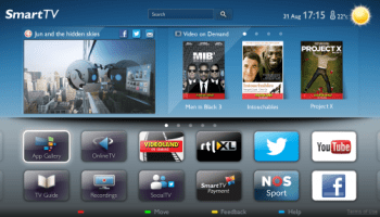 Philips launches Cloud TV app