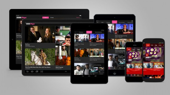 BBC iPlayer Apps