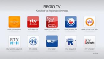 Dutch regional broadcasters launch smart TV app