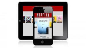 netflix on mobile