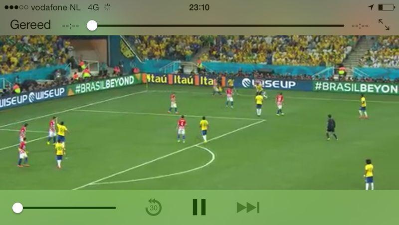 VodafoneNLmobileTV