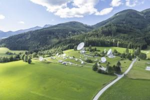 Erdfunkstelle Aflenz Telekom Austria