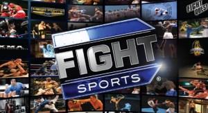 Fight Sports screen