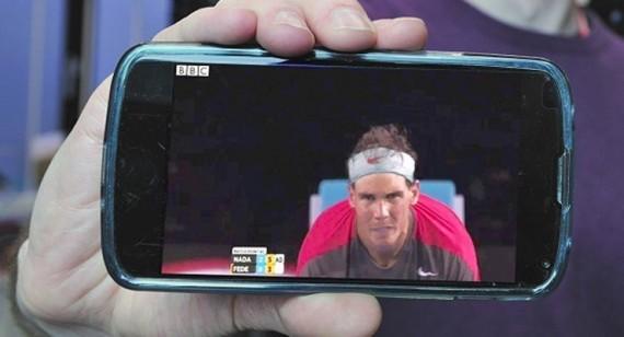 BBC 4G test
