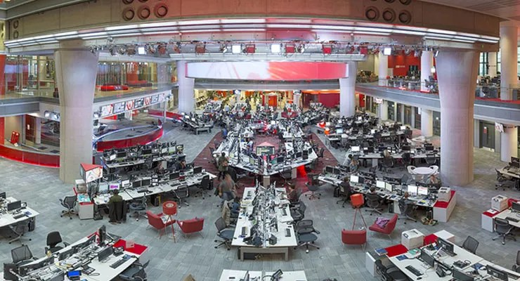 BBC World News could merge with domestic channel