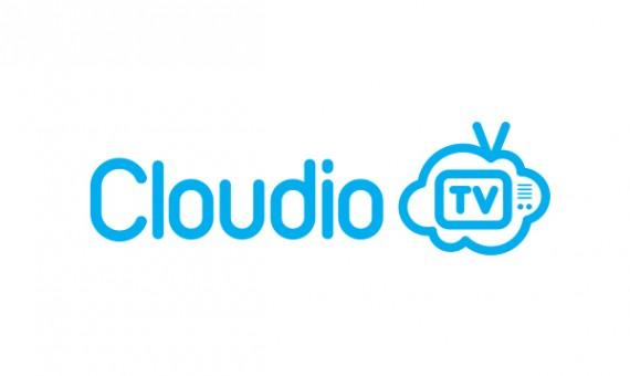 cloudio TV logo