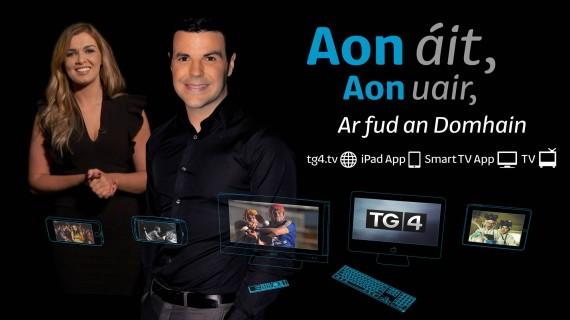 TG4 smart TV apps