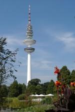 Heinrich-Hertz-Turm Hamburg DVB-T