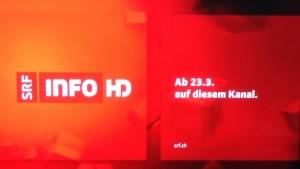 SRF Info HD Start