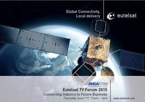 Eutelsat TV Forum 2015