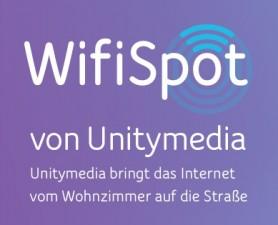 WifiSpot Unitymedia