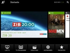 A1 TV NOW (Telekom Austria)