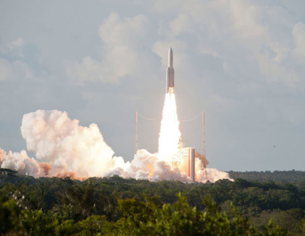 Ariane VA225 launch