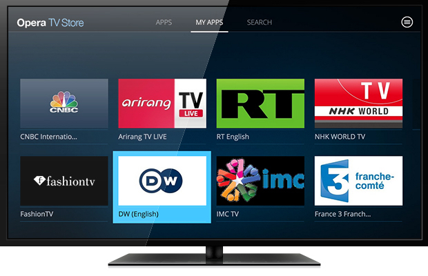 Opera TV launches smart TV app-creation tool for broadcasters