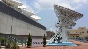 AsiaSat TaiPo Earth Station in HK