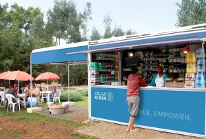 Solarkiosk E-HUBB - Ethiopia (Solarkiosk AG)