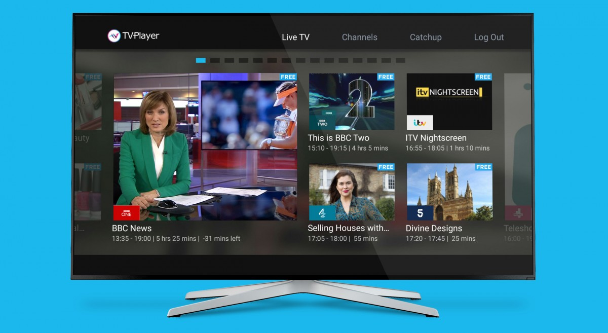 Fox Channel added to TVPlayer in HD