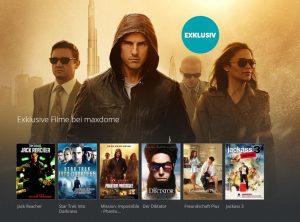 maxdome movies (ProSiebenSat.1)