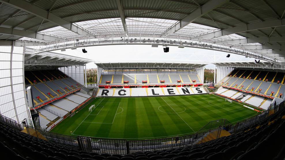 General Views of Stade Bollaert-Delelis - UEFA Euro Venues France 2016