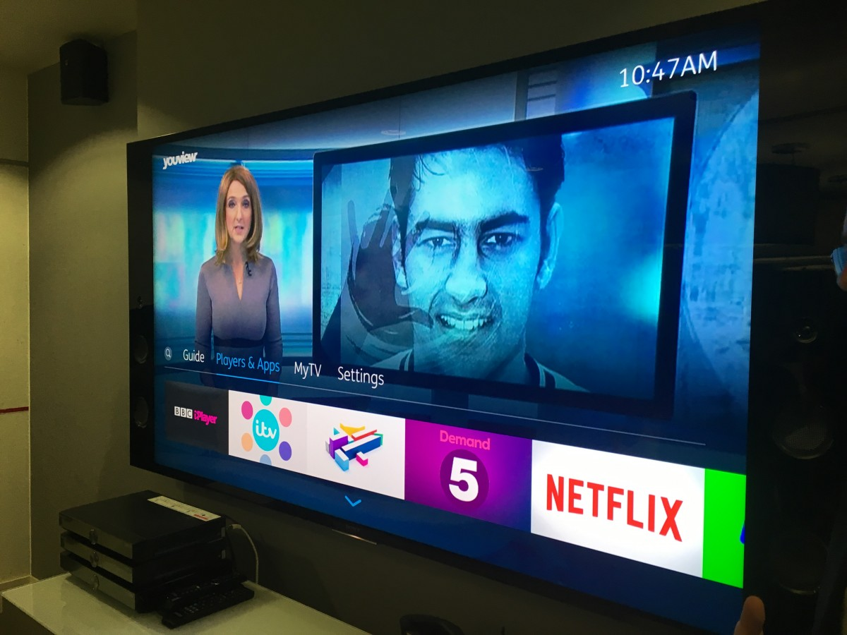 YouView powering over 3 million devices