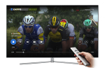 OTT service Knippr launches on Samsung smart TVs