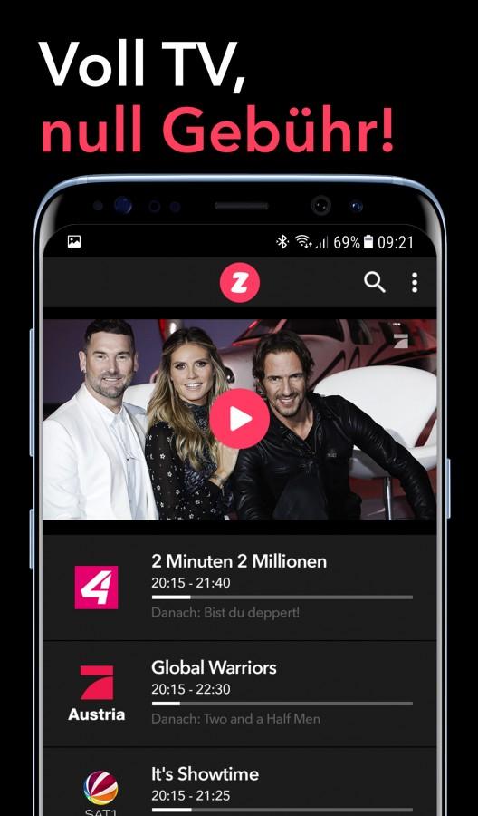 ProSiebenSat.1 launches live TV app in Austria