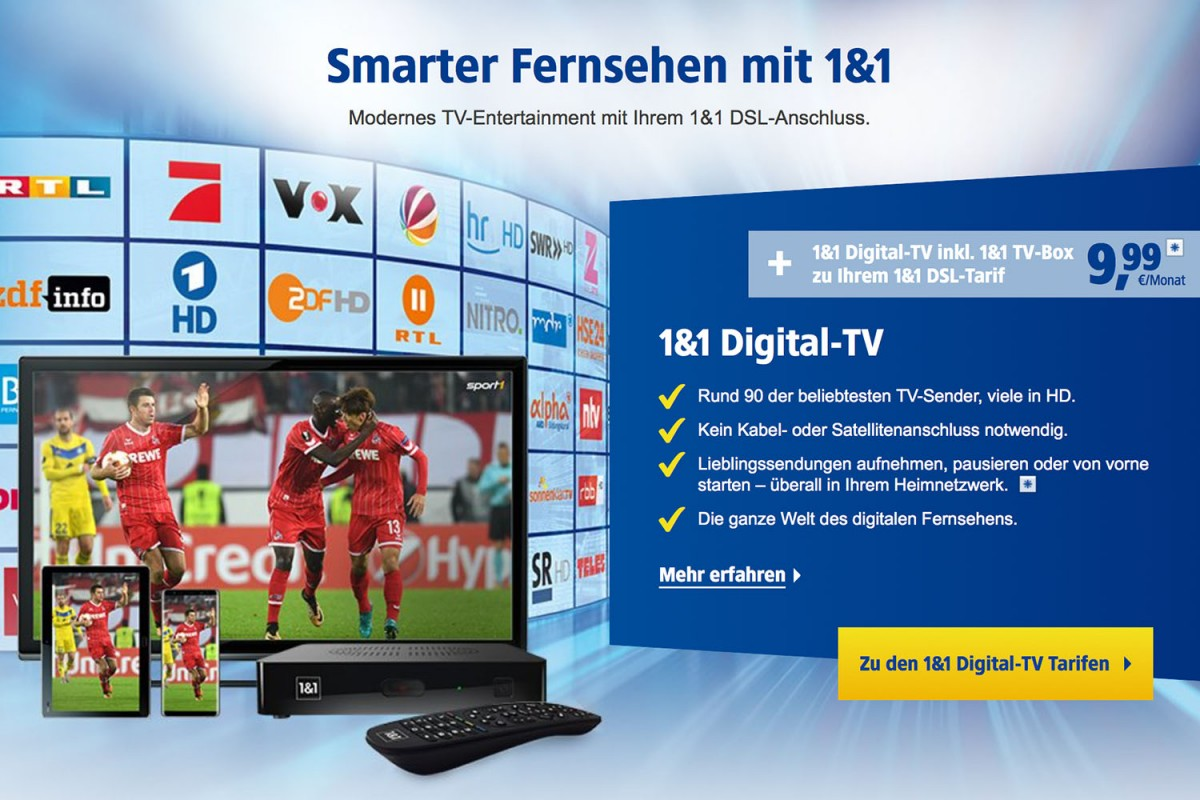 IP-TV - a new generation of digital TV