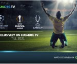 Cosmote TV holds European football rights