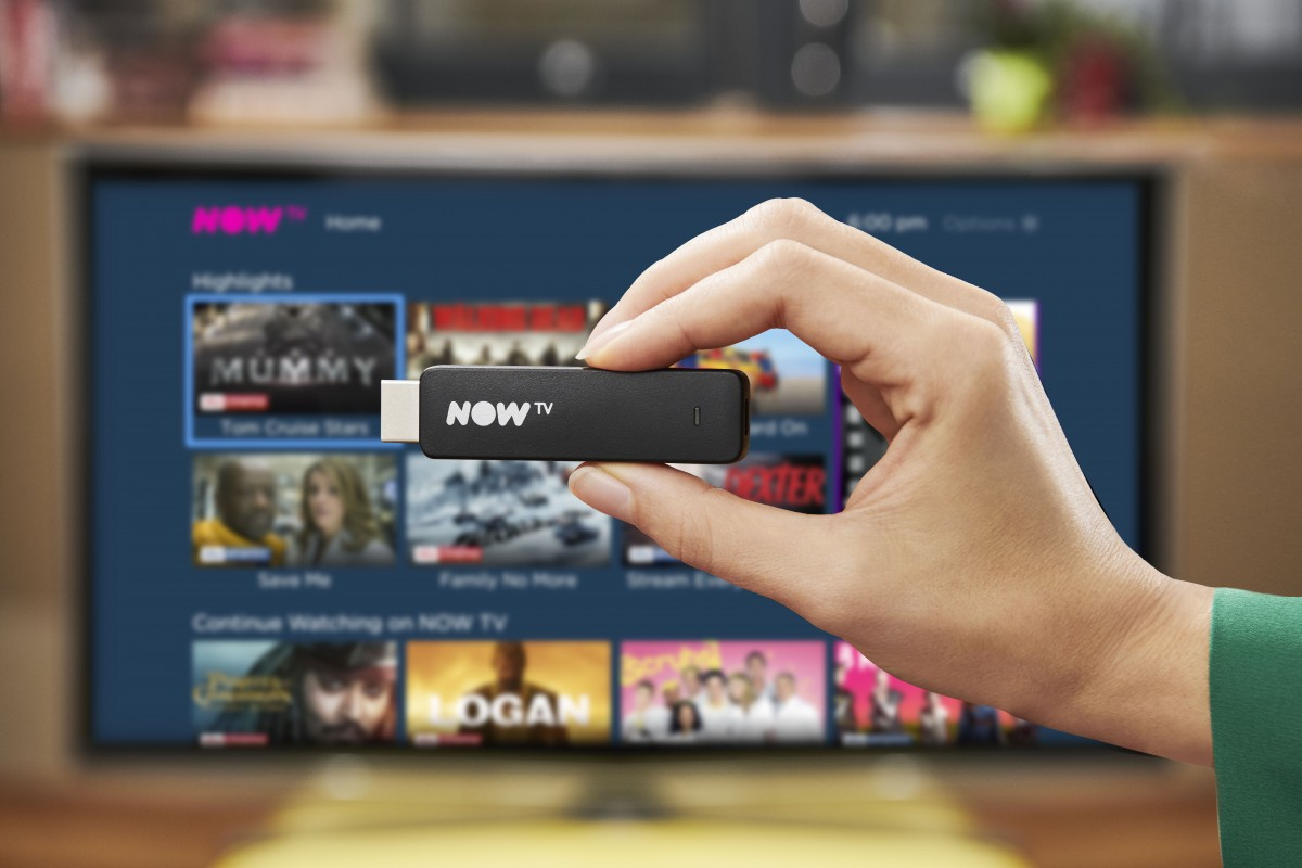 Sky's Now TV Takes Aim At Amazon With New Now TV Stick