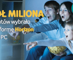 Horizon reaches half-million mark in Poland