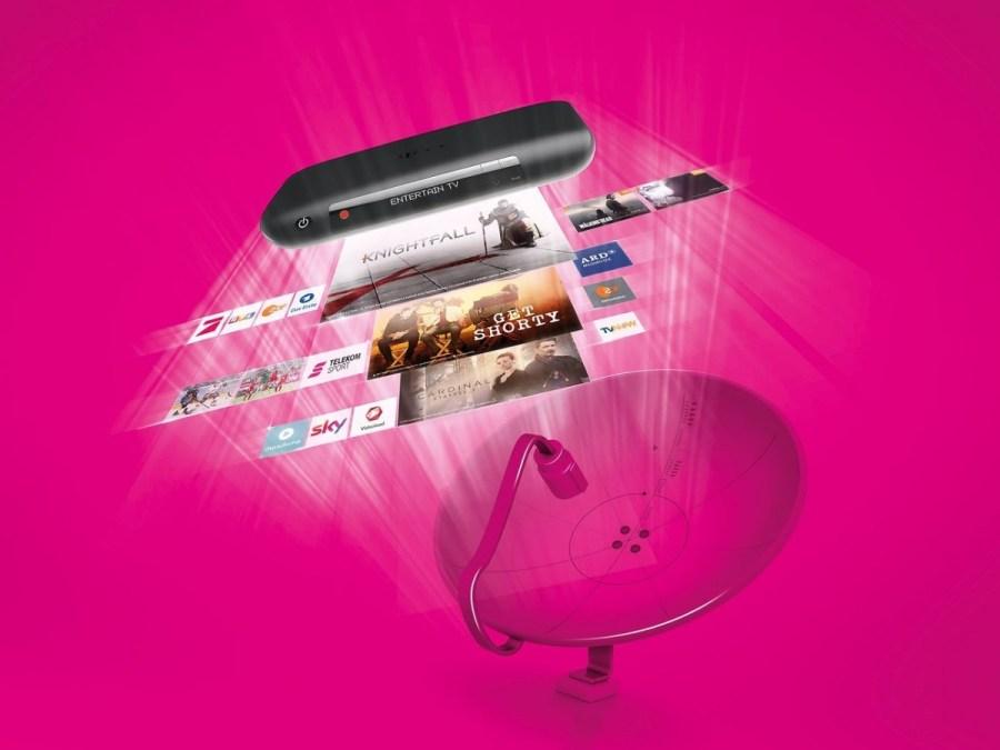 Deutsche Telekom chooses Zenterio for hybrid DTH box