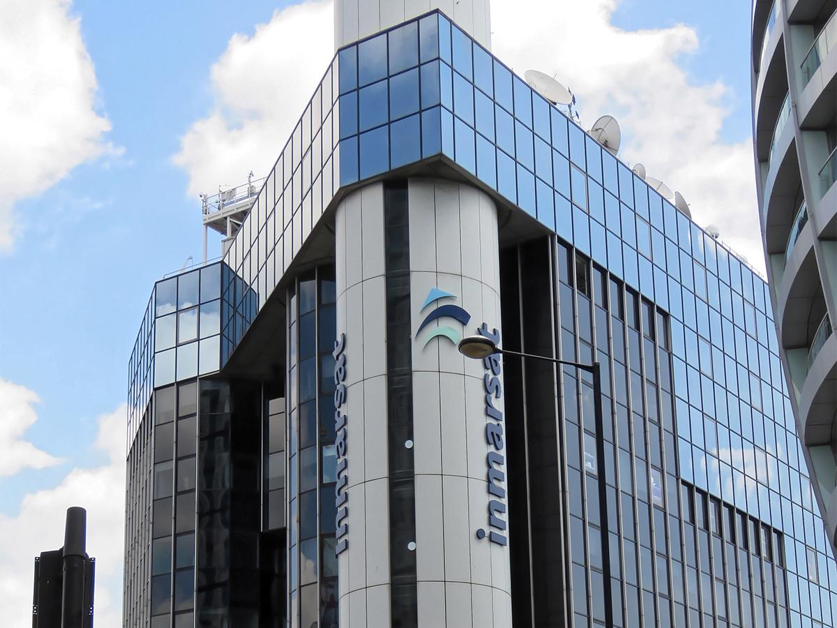 Resultado de imagen para inmarsat building
