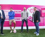 Hrvatski Telekom sees TV growth, inks football deals