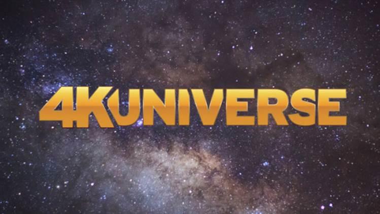 4KUniverse launches on Eutelsat Hotbird