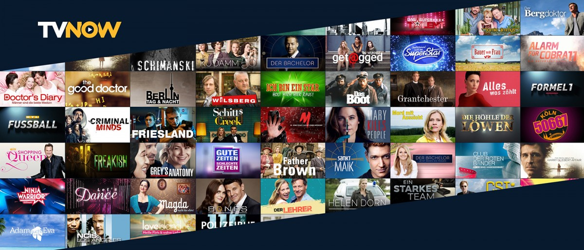 RTL Deutschland expands OTT service TV Now