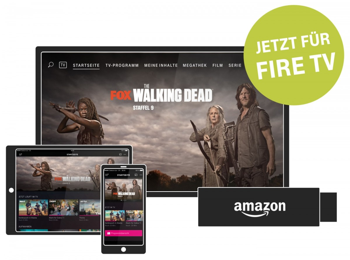 Accedo brings MagentaTV to Amazon Fire TV